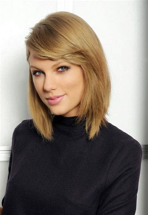 hair styles for 24 year olds taylor swift s short haircut was 6 months in the making