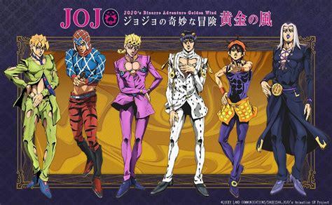 nouvel anime pour quot jojo s adventure quot elbakin net