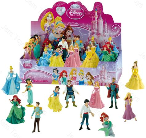 Figure Princes official disney princess figures figurine cake topper cinderella bullyland ebay