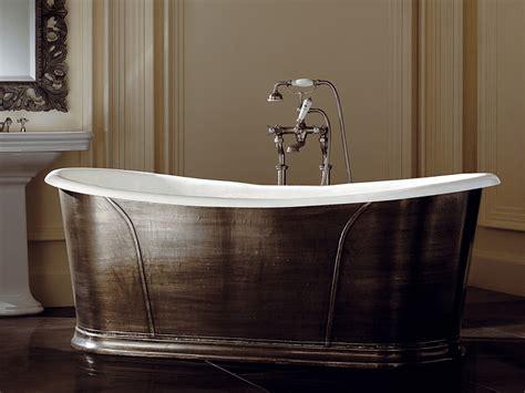 vasche da bagno antiche vasca da bagno centro stanza in ghisa camelot by