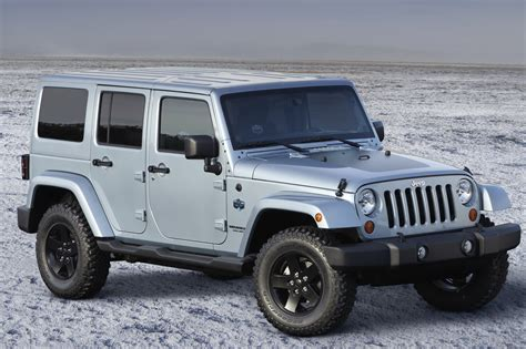 2012 Jeep Liberty Review 2012 Jeep Wrangler And Liberty Suv Arctic Specials A