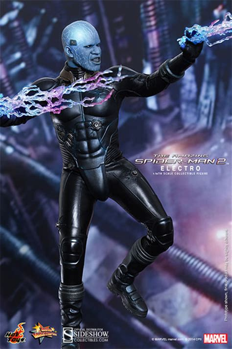 Electro Proof Marvel Avangers Custom Figure marvel electro sixth scale figure by toys sideshow