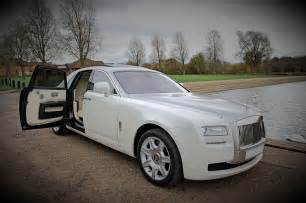 Rolls Royce Phantom Or Ghost Rolls Royce Ghost Wedding Car Hire