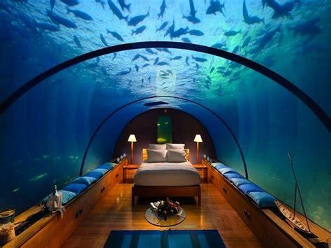 maldives rangali islands resort underwater hotel