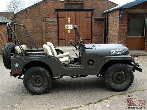 willys army jeep willys jeep m38a1 1953 usa army