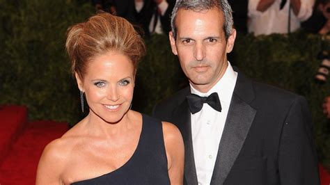 Katie Couric Opens Up About Married Life   ABC News