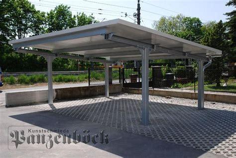 carport stahl carports aus stahl und aluminium gefertigt im bez baden