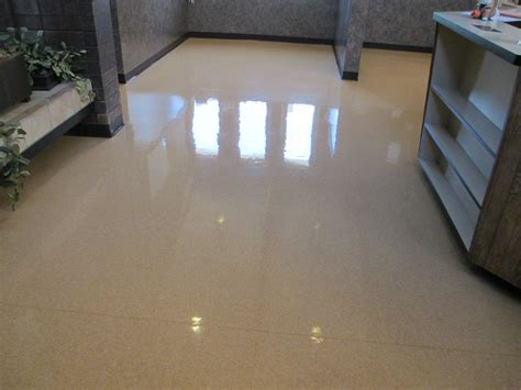 Buffing Waxed Floors by And Wax Tile Floors J And S Janitorial Serivcesj