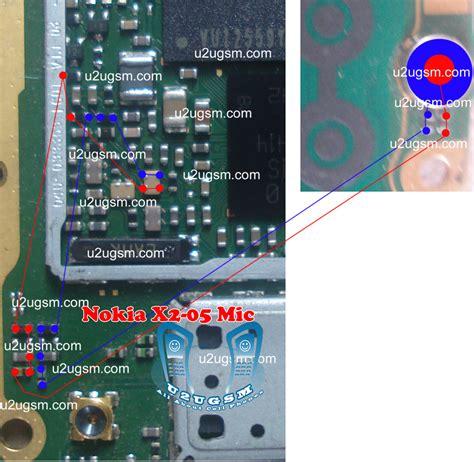 Mic Nokia C2 03 C3 X2 綷 綷 寘綷 x2 05