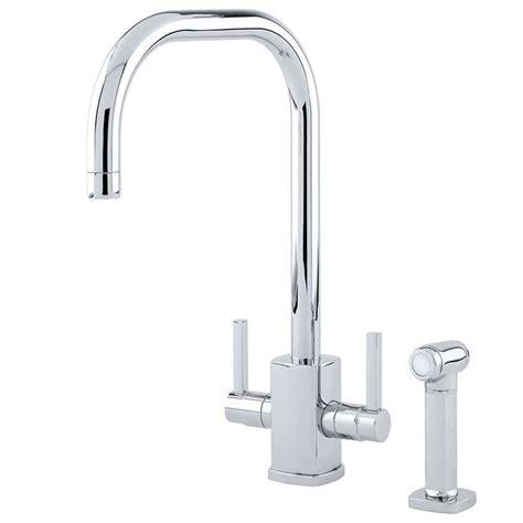 kitchen sinks with taps perrin rowe rubiq 4310 chrome tap kitchen sinks taps
