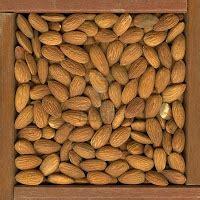 Kacang Almond Mentah 1kg kacang almond