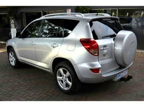 car owners manuals for sale 2007 toyota rav4 electronic throttle control 2007 toyota rav4 2 2d 4d vx auto for sale on auto trader south africa youtube
