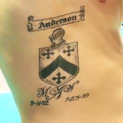 matt anderson tattoo matt