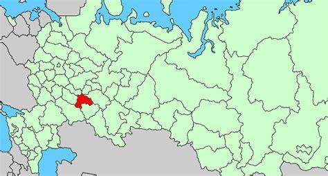 maps russia ulyanovsk ulyanovsk oblast