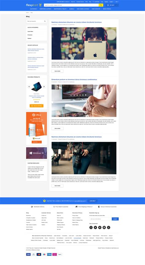 shopify templates responsive flexykart responsive supermarket shopify template