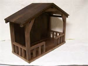 Outdoor nativity stable plans how to build a x3cb x3enativity stable