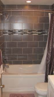 Bathroom Tub Surround Tile Ideas 30 Great Ideas Of Glass Tile For Bath