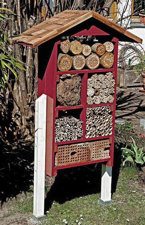 Stehle Selber Bauen by Die 25 Besten Ideen Zu Insektenhotel Auf