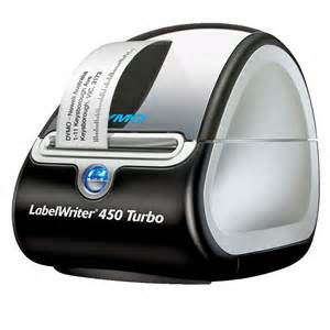 Dymo Label Templates For Word by Dymo Labelwriter 450 Turbo Thermal Label Printer S0838860