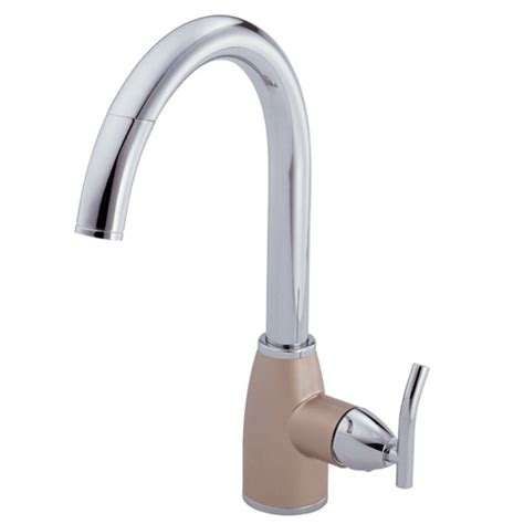 Danze Kitchen Faucets by Danze Faucets Danze 1 Handle Pull Down Kitchen Sink