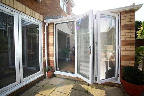 Upvc Bifold Patio Doors Glazed Doors Sutton Upvc Doors