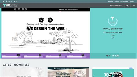 design web inspiration 10 places to look for website design inspiration web