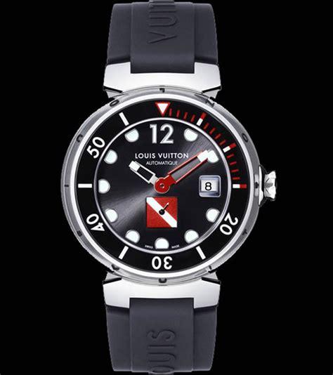 L O U I S Vuitton Rubber Motif 5 louis vuitton tambour diving ii extravaganzi