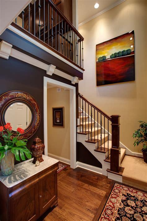 iron stair railing Staircase Mediterranean with Spanish