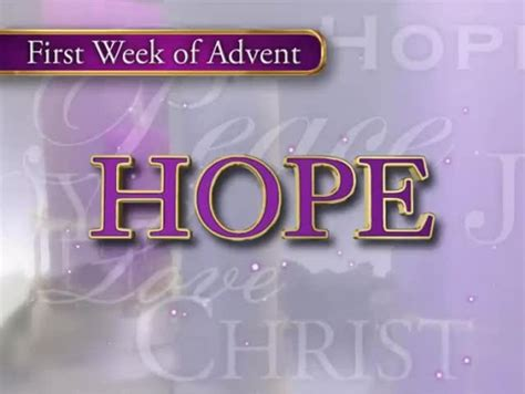 advent themes hope love joy peace advent title loop hope hyper pixels media sermonspice