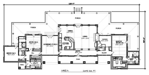 plan 140 149 modern ranch modern floor plan san francisco by houseplans