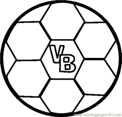 printable picture of a volleyball coloring pages andreasvolleyballbw sports gt others