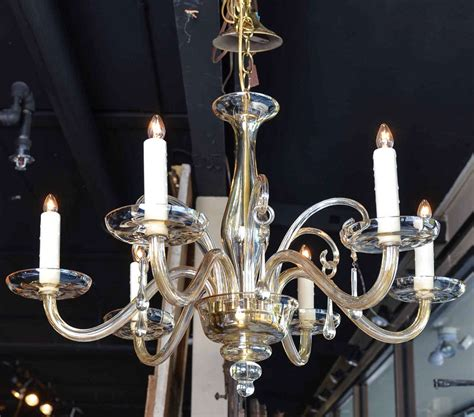 Bohemian Glass Chandelier Bohemian Glass Chandelier At 1stdibs