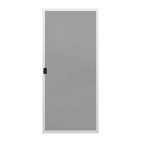 aluminum screen home depot aluminum screen doors