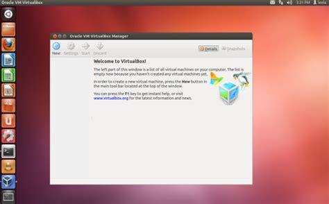 installing ubuntu server in virtualbox how to install virtualbox on ubuntu 12 04