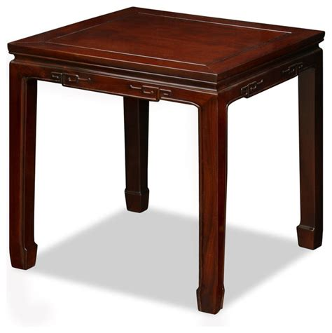 asian accent table rosewood chinese key design l table asian side