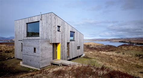 fiscavaig eco home on the isle of by rural design