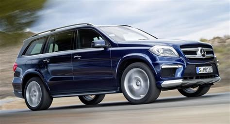 mercedes debuts all new 2013 gl class says it s the