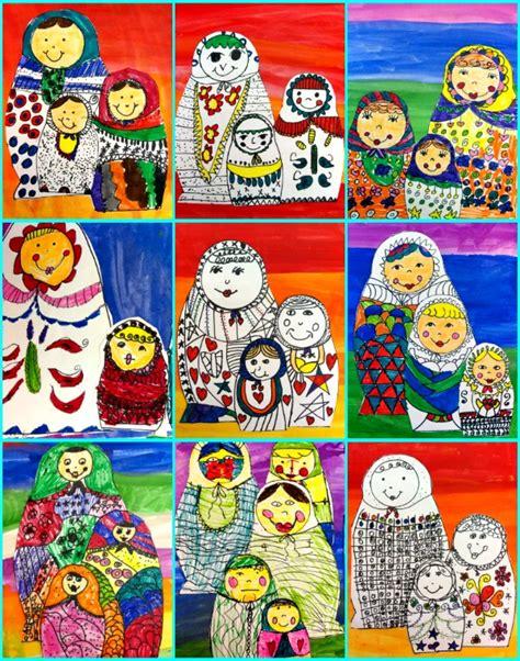 russian doll lesson matryoshka dolls tinyartroom