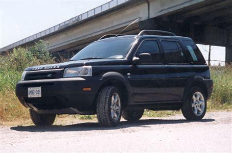 2003 land rover freelander exterior pictures cargurus