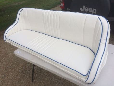 bench seat boat sell 60 inch fiberglass bench seat for boat motorcycle in owosso michigan united