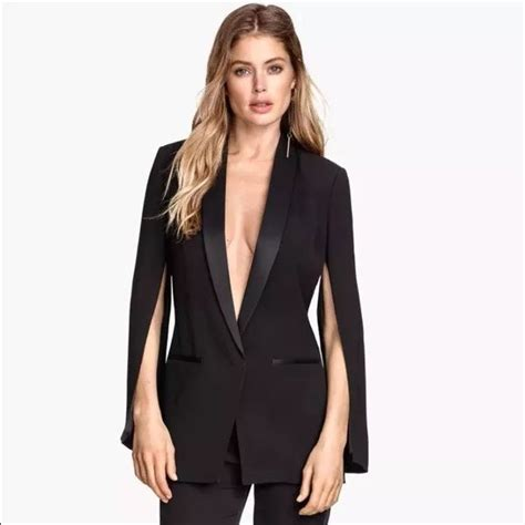 Cape Blazer Collection 1000 ideas about womens tuxedo jacket on