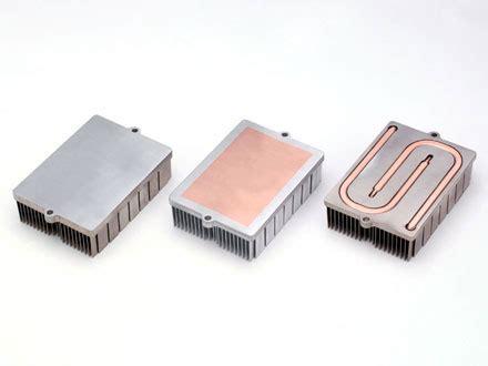 custom copper heat sink customize heat sink enzotech store