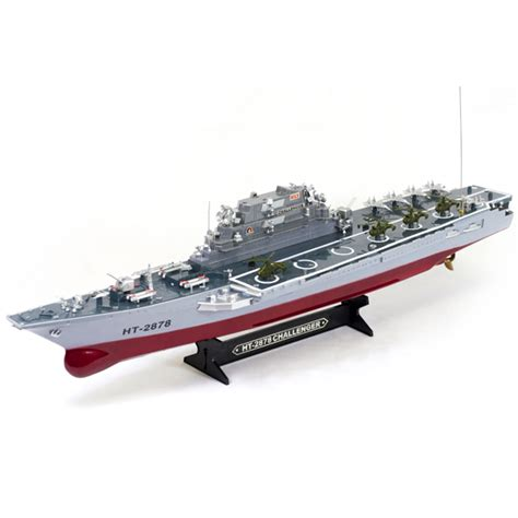 rc carrier boat aircraft carrier rc electric rtr boat ht2878