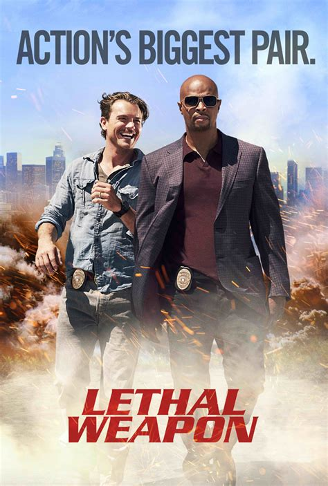 Lethal Weapon telefilm 2 lethal weapon stagione 1 dl mux