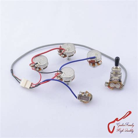 les paul toggle switch with wiring harness sg toggle