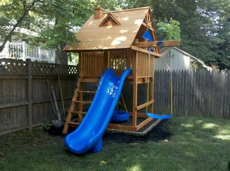 swing set spacing 1 certified swingset installer pa nj de md va