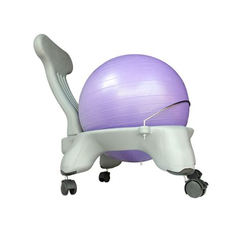 balance posture chair balance chair exercise office back workout fitness