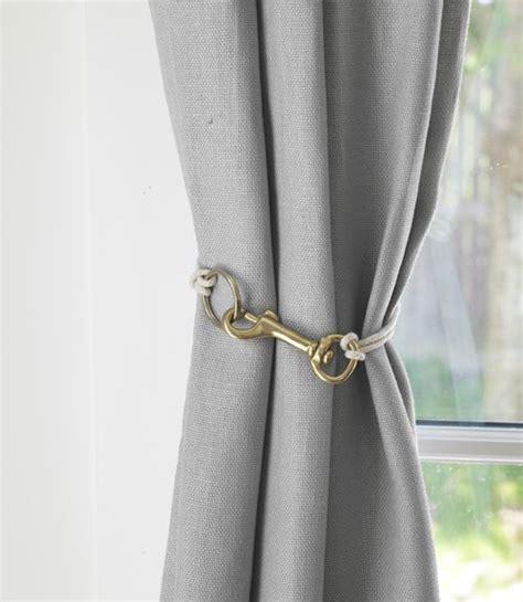 curtain holdbacks diy 17 best ideas about diy curtain holdbacks on pinterest