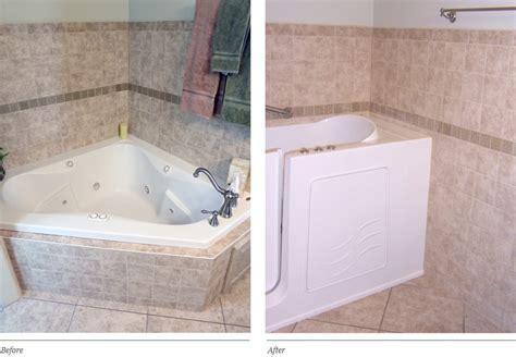 bathtub conversions walk in bathtubs walk in tub conversion walk convert tub to bright walk