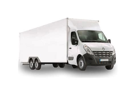 Location véhicule utilitaire pas cher en aller simple